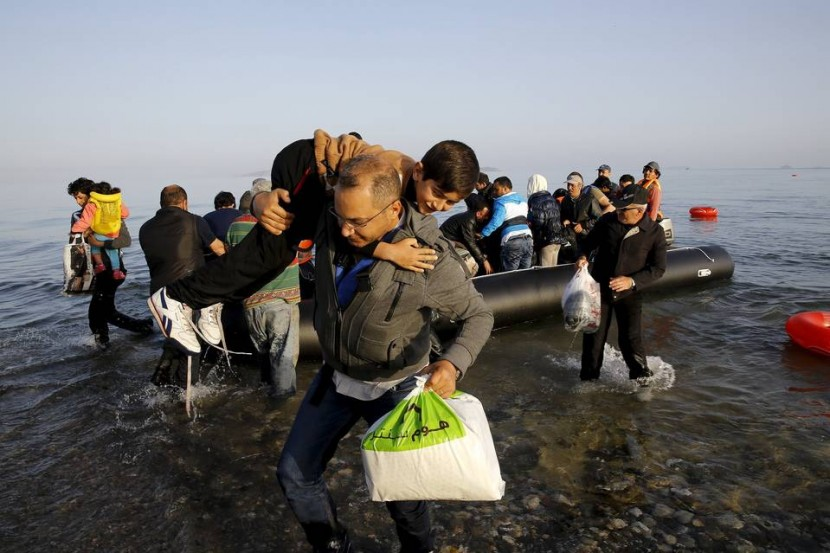 migrants or refugees