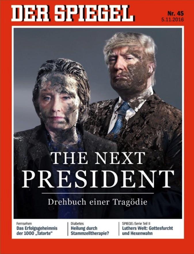 der-spiegel-clinton-trump