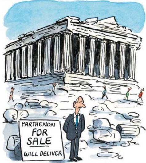 parthenon for sale