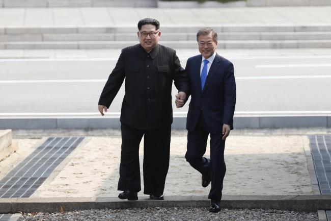 n & s korea