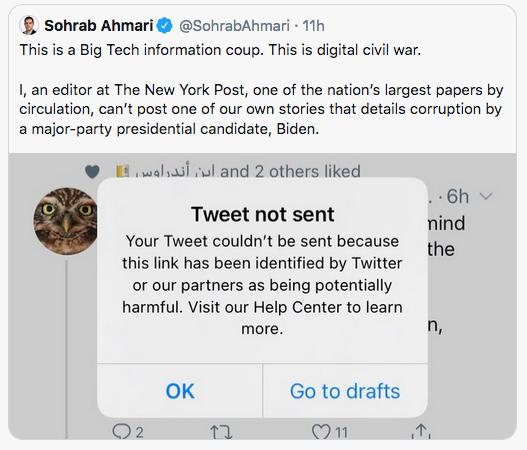 Twitter NY post